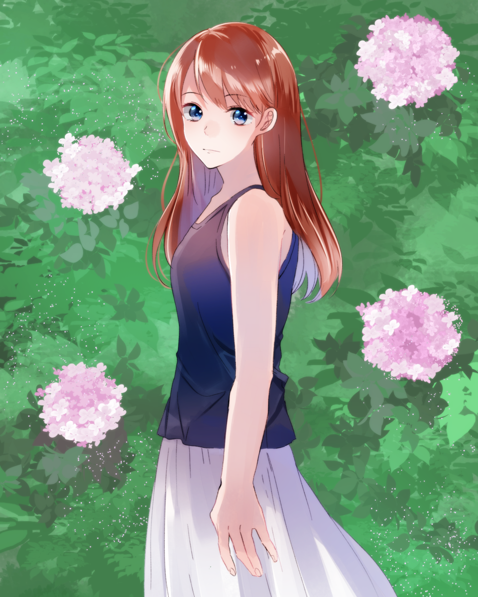 ☆ Illust of ぽち girl original