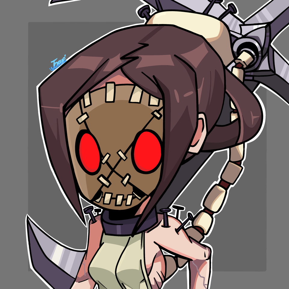 [Skullgirls:Painwheel]