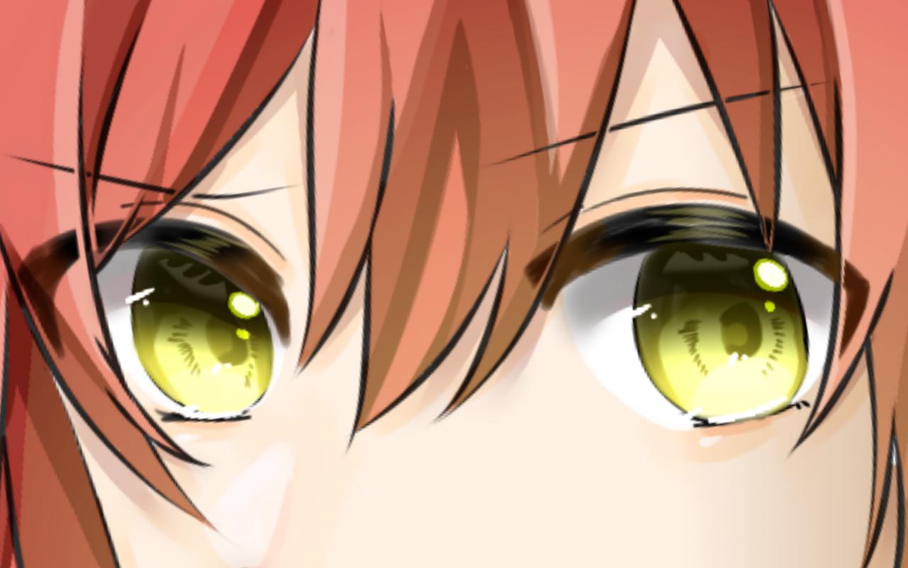 おめめ Illust of NICO medibangpaint eyes