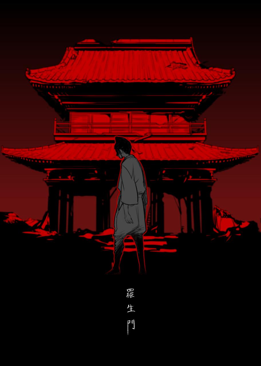 羅生門 Illust of 玖路 Aug.2019Contest