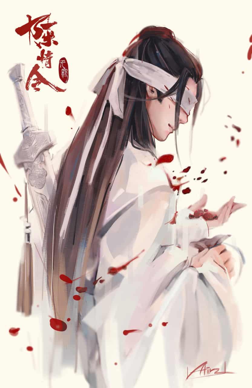 Xiao Xingchen Illust of Atin #魔道祖师 #薛晓 #TheUntamated #XueXiao #จี้หยาง #MoDaoZuShi #ปรมาจารย์ลัทธิมาร #เซวียเสี่ยว #XiaoXingChen #SongJiyang