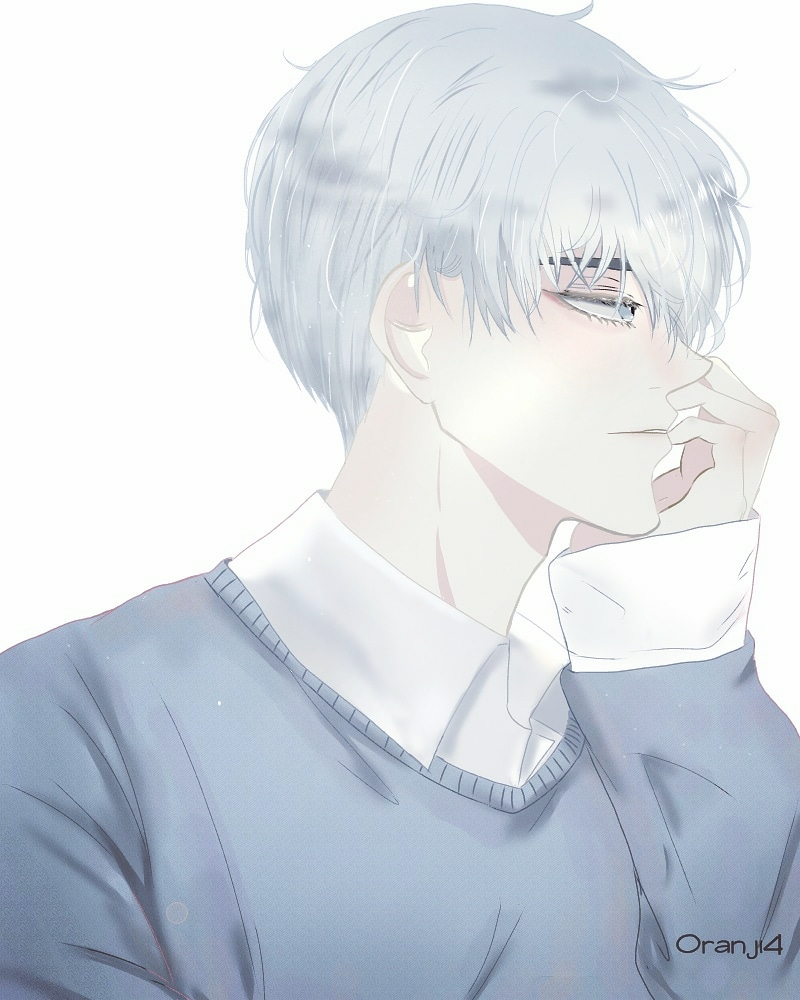 RC /1/ Illust of Mimuroto medibangpaint illustration boy anime