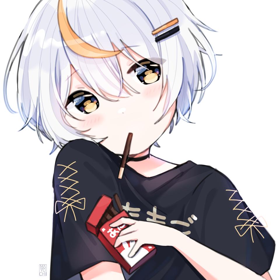 まよさん Illust of Chi medibangpaint anime boy original oc