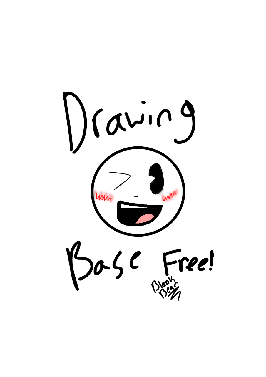 Drawing Base I M New Free Base To Use Silvershadow Illustrations Art Street