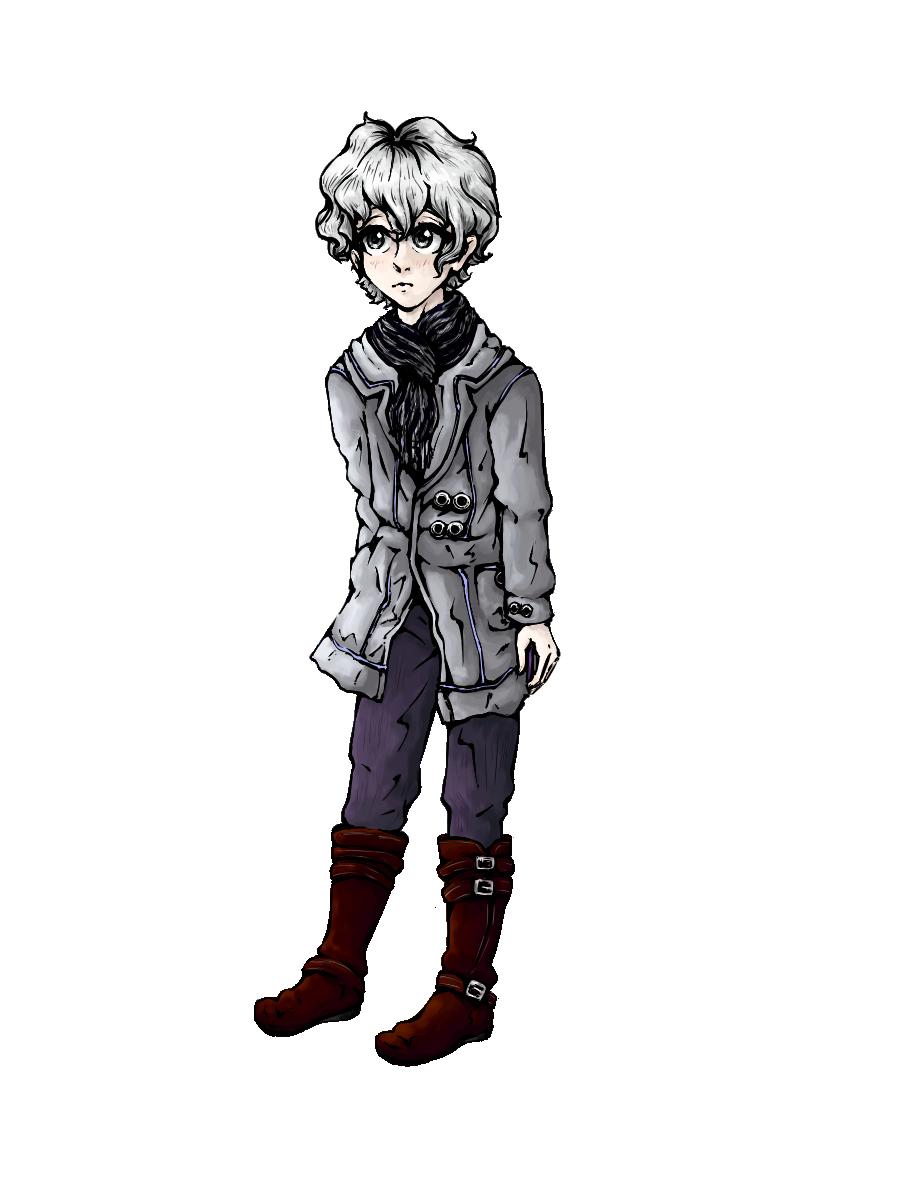 Reuben Glass Illust of Calliope medibangpaint anime portrait character reuben