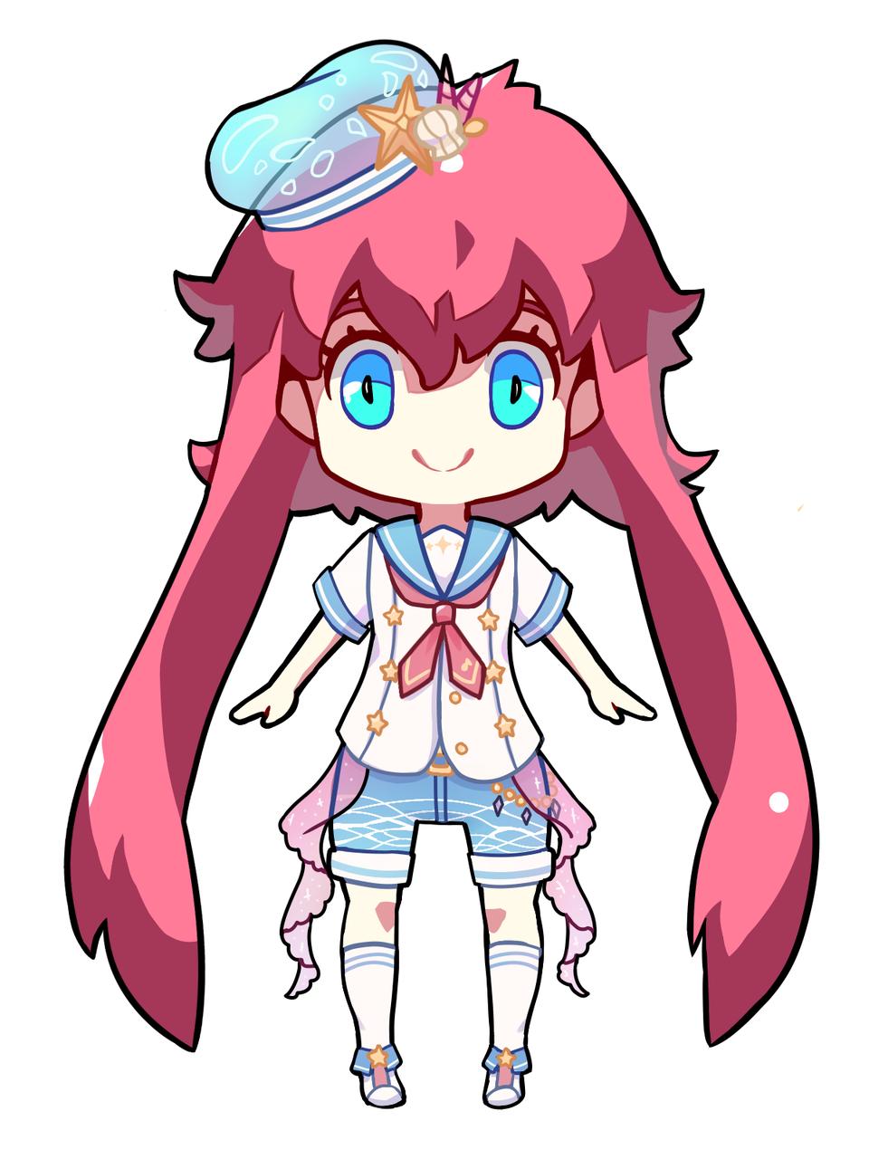 Sailor Medi-chan/pastelamaya