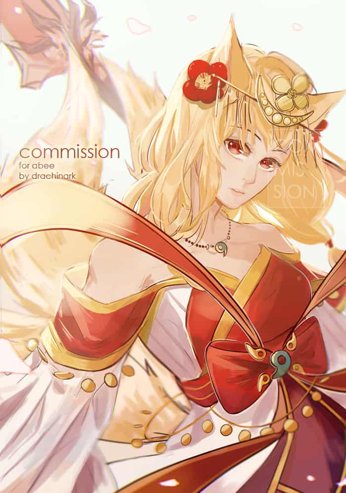 Commission Request by Abee Illust of maomao