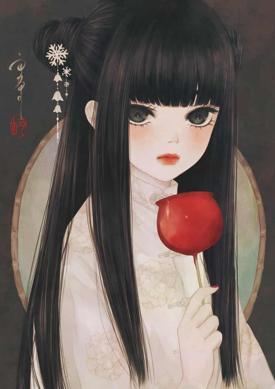 白雪公主の誘惑