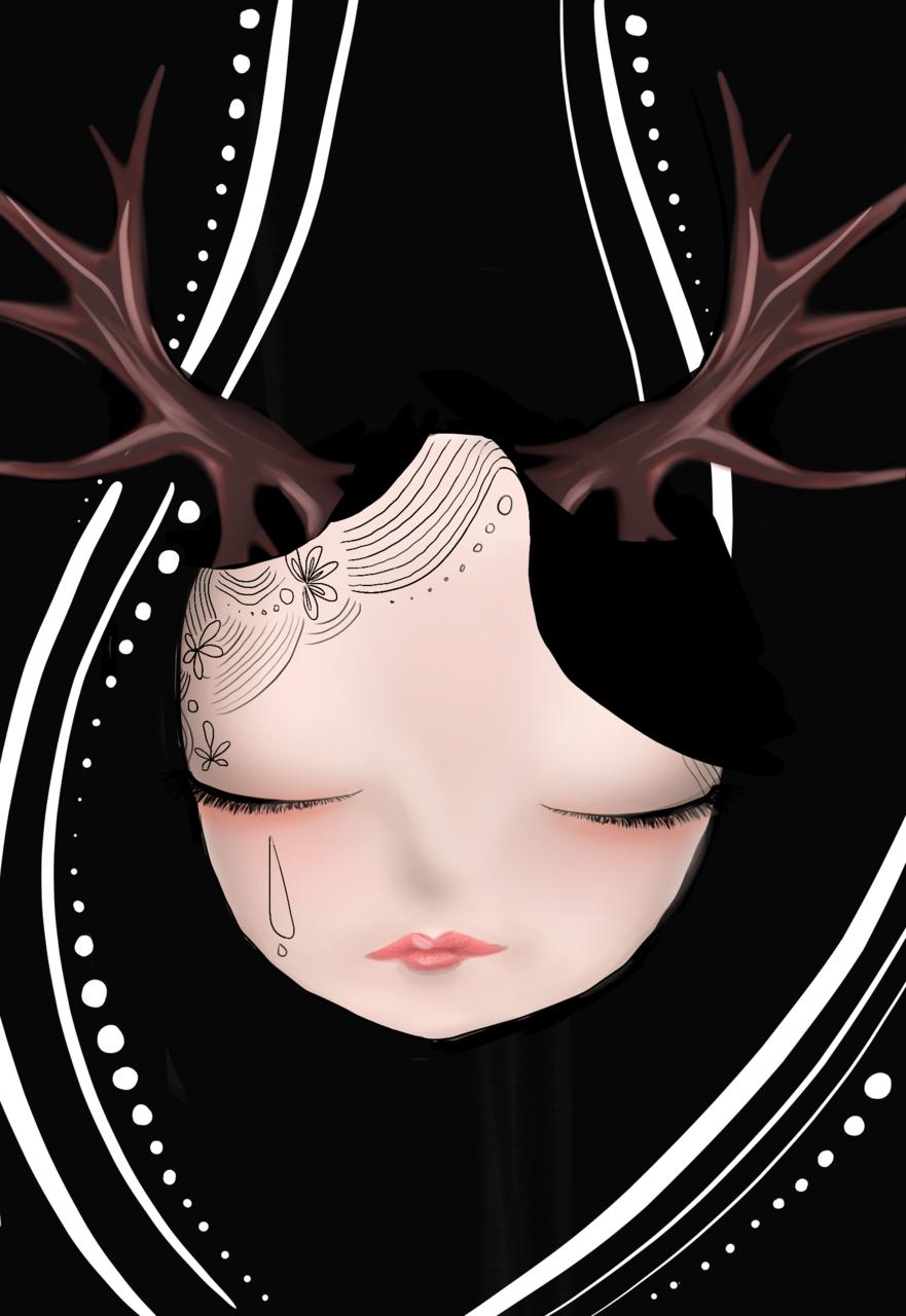 沈默 Illust of Vita45016 ArtToPaper2017
