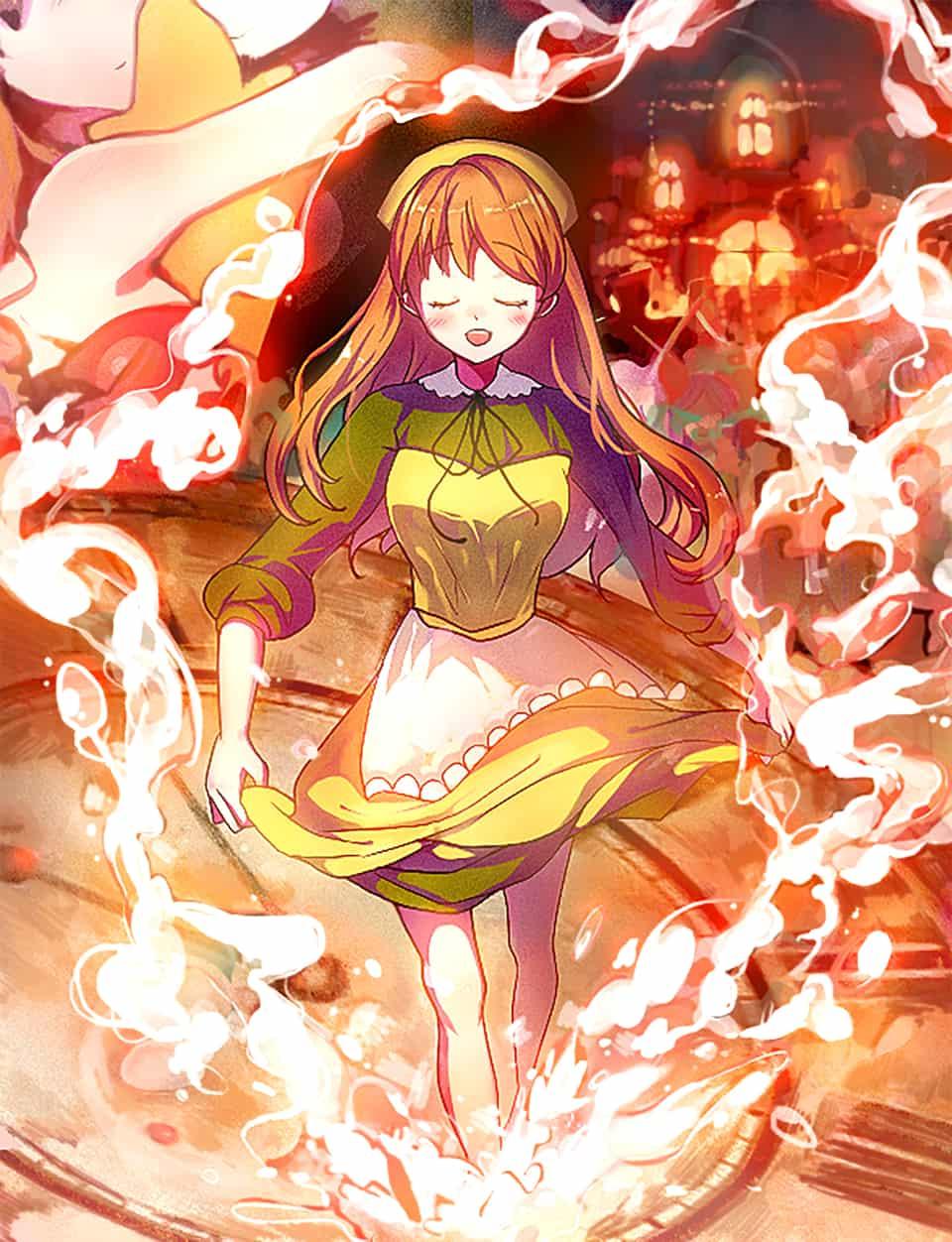 Cinderella's Dream Illust of Taro 2ndMCPOillustration