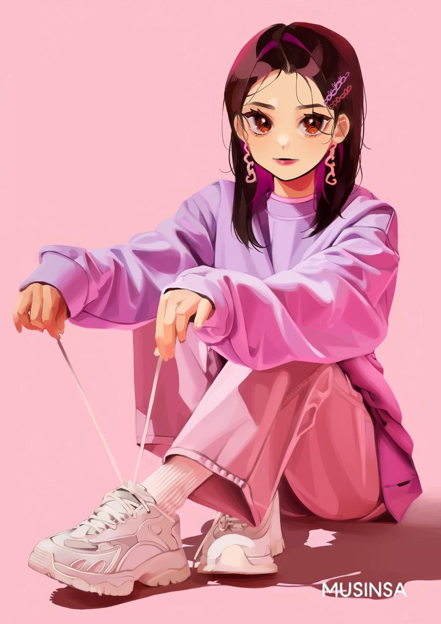 모작 Illust of 김복절 medibangpaint
