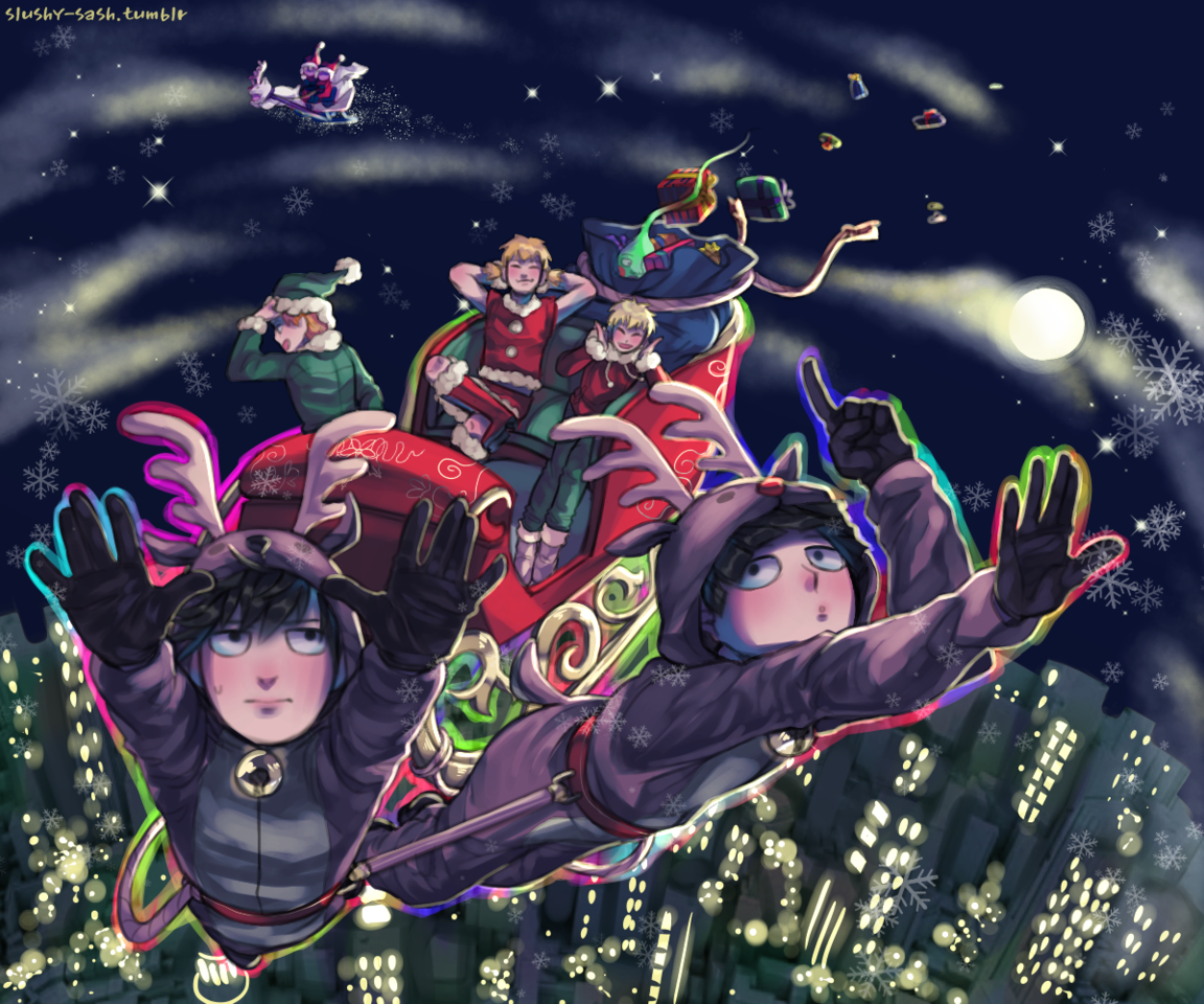 Saviors of Christmas?