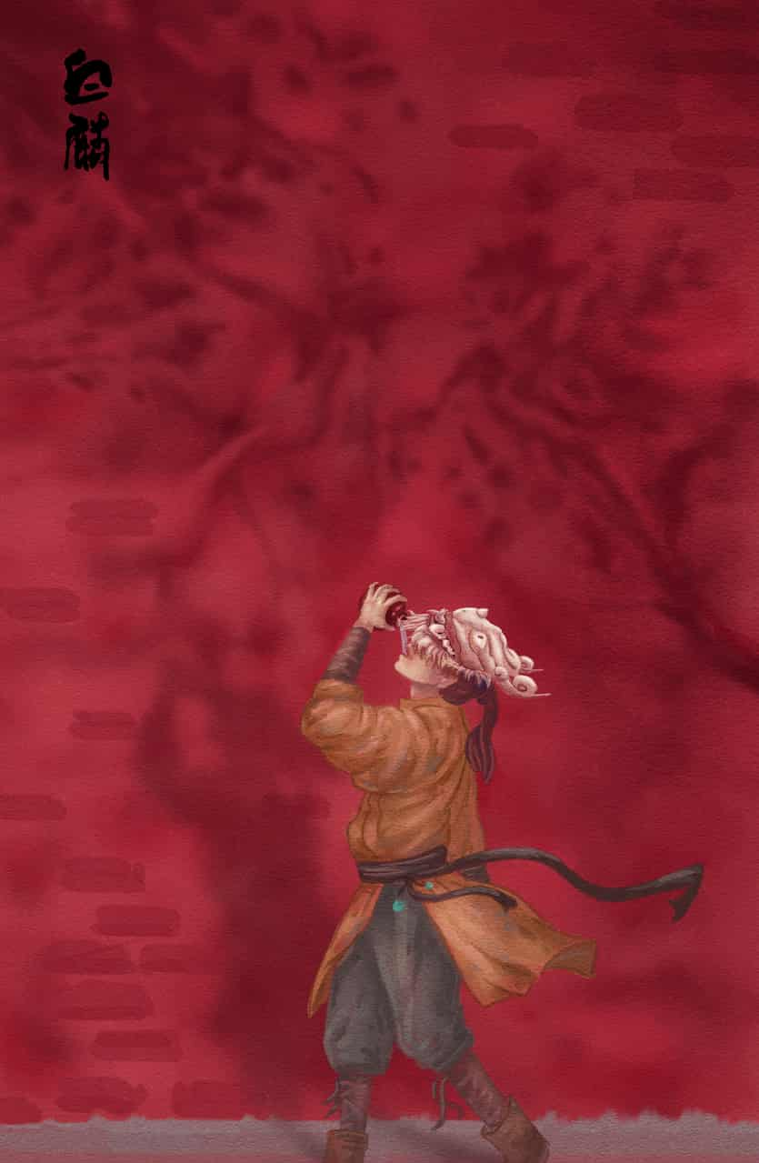 白麟游记 Illust of Fang yi bai kyoto-illust2019