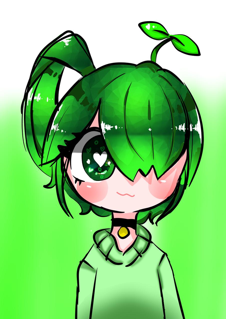 Lil Plant-Chan