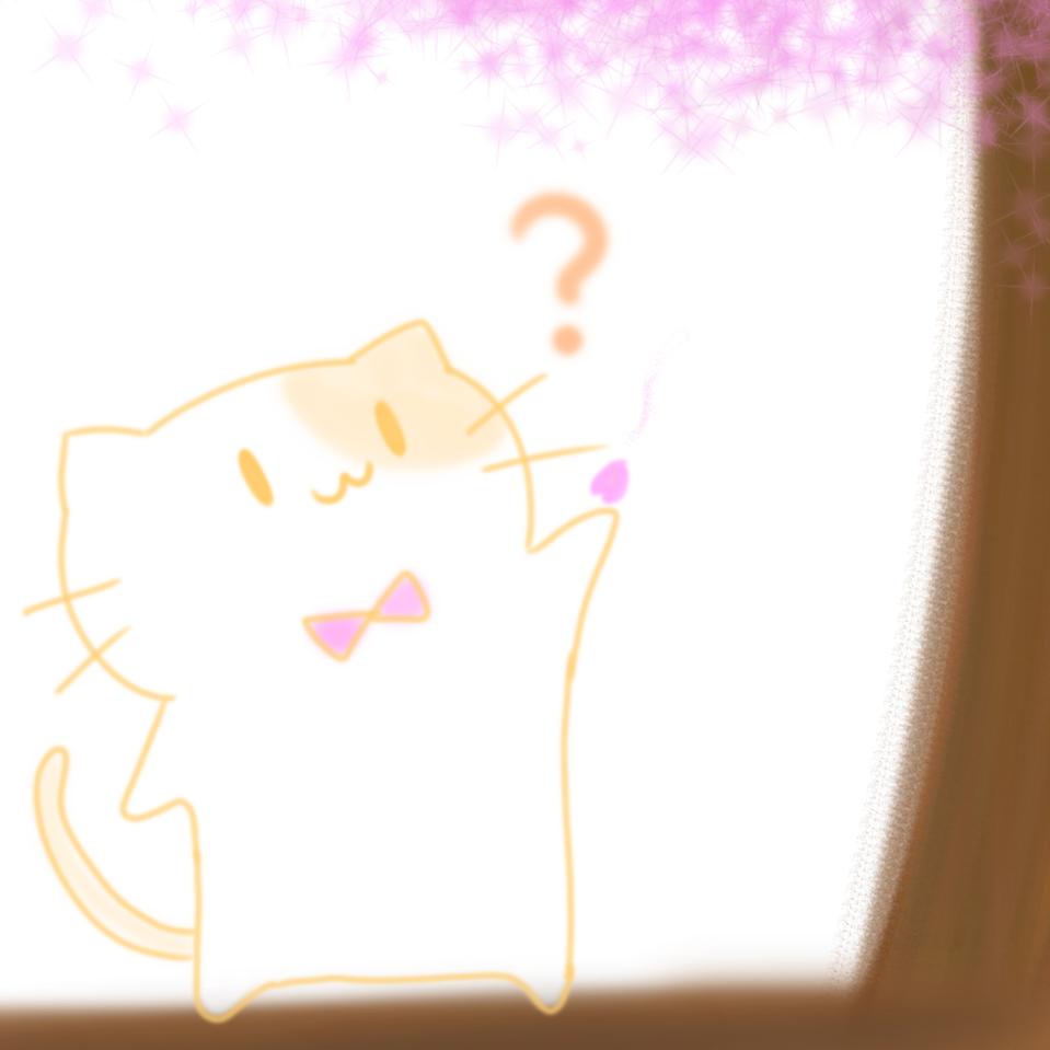 ねこ Illust of かなめ cat レッツワンドロ