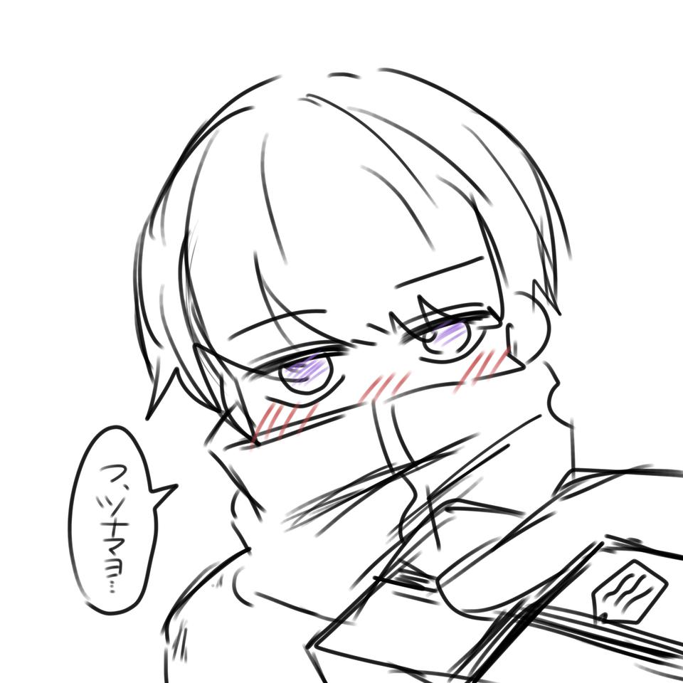 ホワイトデーだぁぁぁぁ!!! Illust of OHTEAOH 小5#腐女子同盟 JujutsuKaisen boy 狗巻棘 ホワイトデー