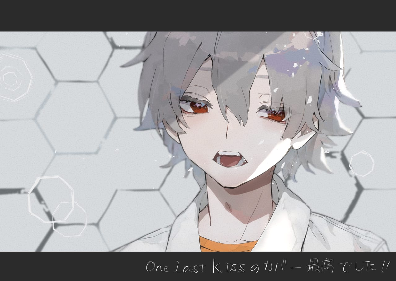 Illust of さかしょうどん 渚カヲル fanart EVANGELION boy