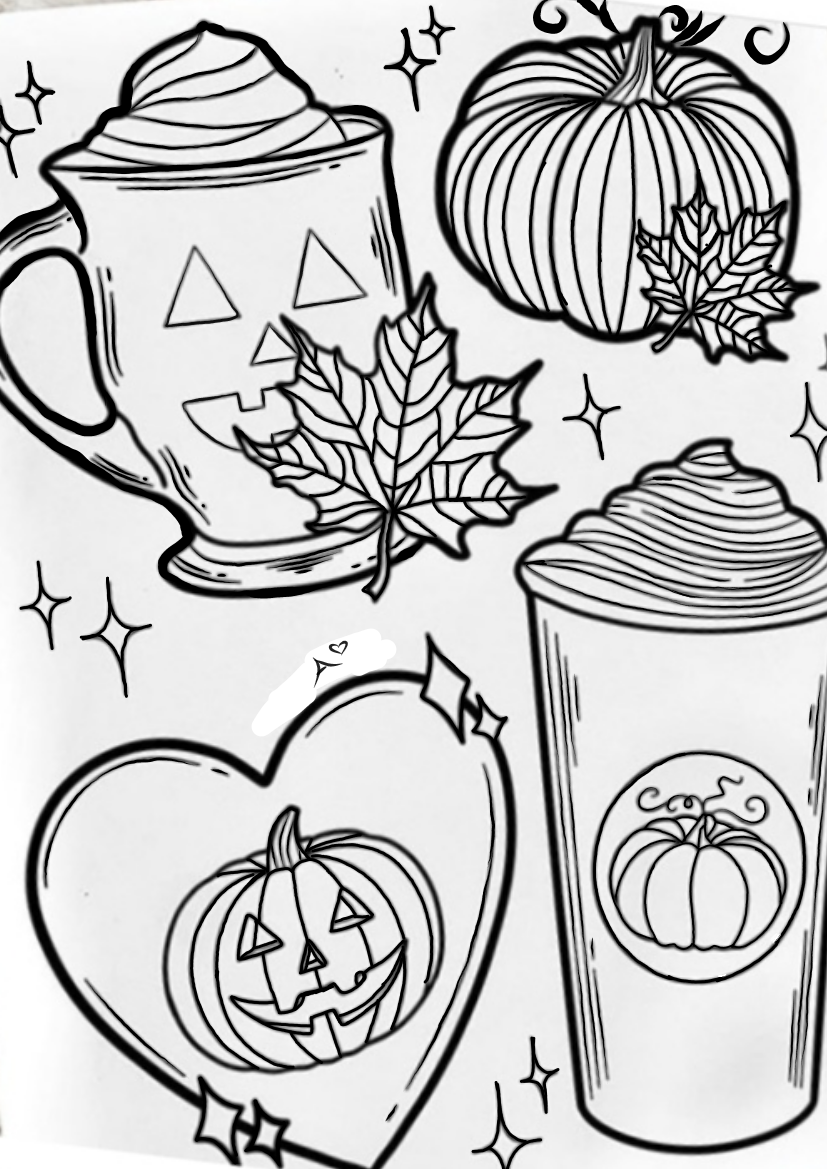 Fall vibes ☕🎃☕