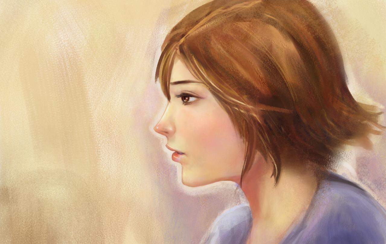 少女 Illust of badcoffee5392 cute Girls girl digitalpainting portrait digital woman face 美少女 color