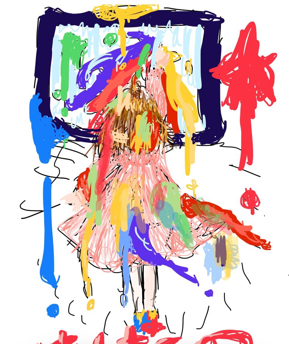 なんかART Illust of 玄音優紗戯@活動休止中 HUAWEIイラスト&マンガコンテスト:イラスト部門 ARTstreet_Ranking_Contest September2021_Girl HUAWEIイラスト&マンガコンテスト oc girl 伸びて! kawaii doodle