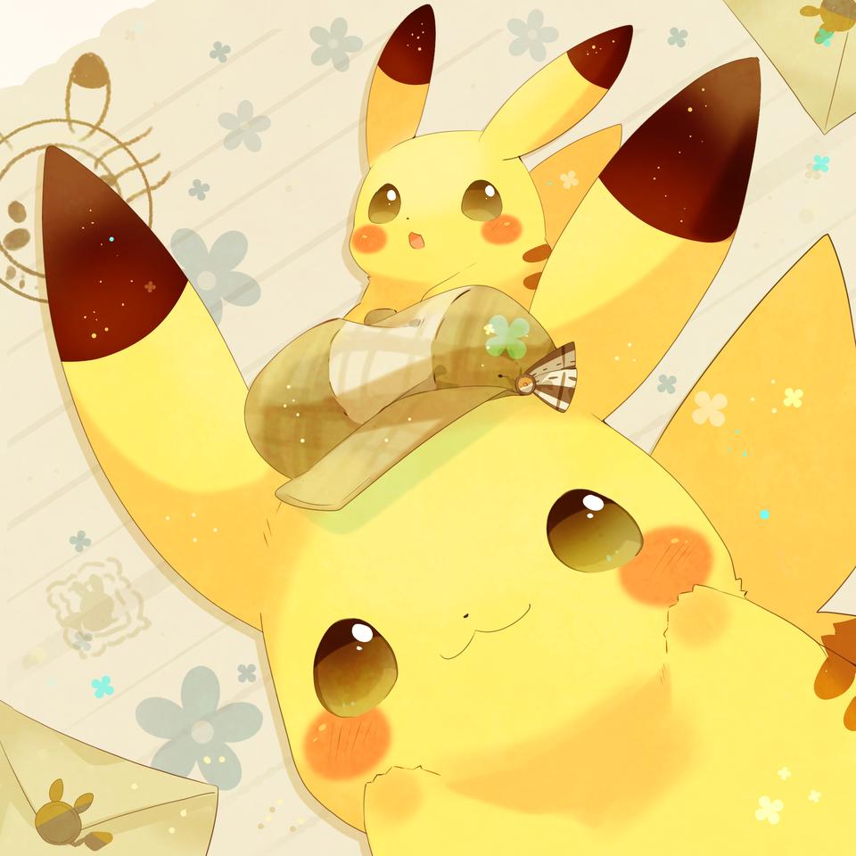 お手紙でーす! Illust of ushiinu pokemon