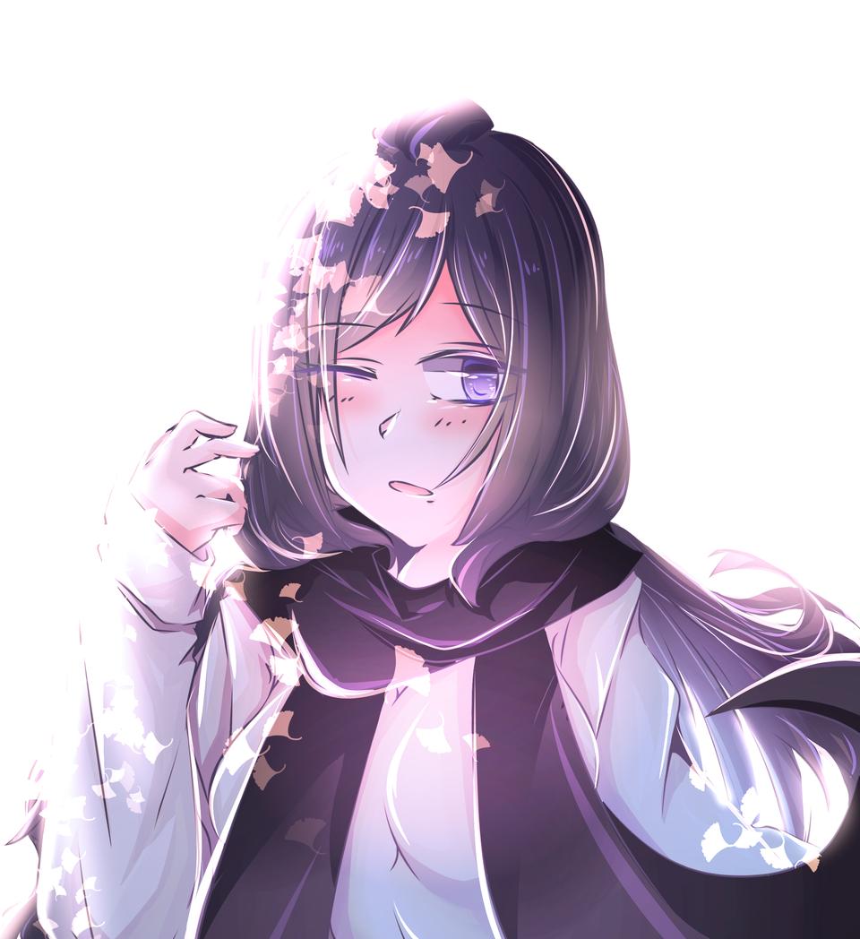 封面人物(原圖) Illust of 非Feco