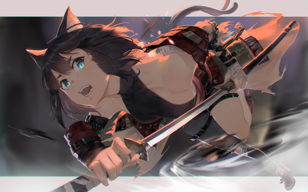 Illust of JHC_Kai original