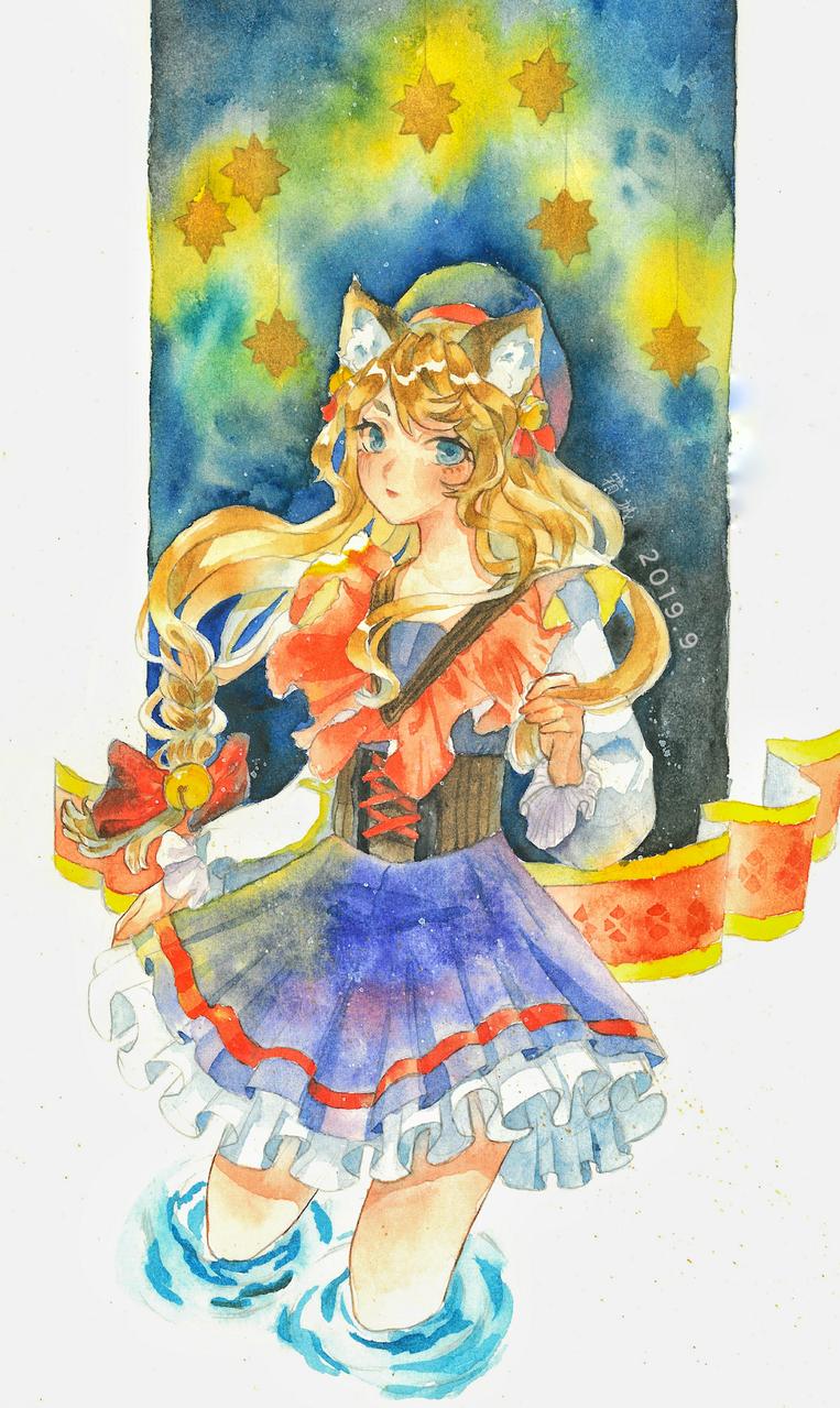 Illust of 夜封霜城 medibangpaint