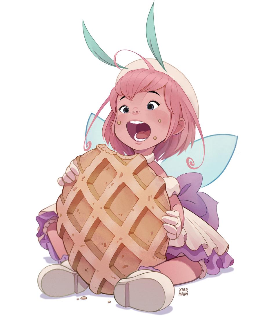 A Little Snowfairy Sugar