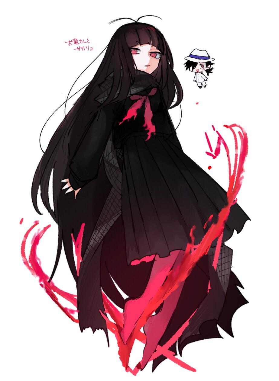 ぴーすぴーす Illust of ※※※ medibangpaint Fate/GrandOrder 版権 お竜さん 坂本竜馬(Fate)