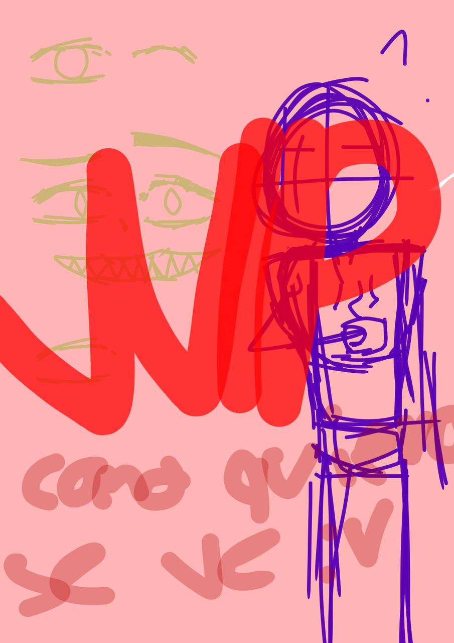 un avancé de un dibujo >:3 Illust of Catmiauwu medibangpaint