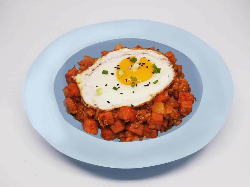 김치볶음밥 Illust of hamyuchan brag.your.country food 콘테스트