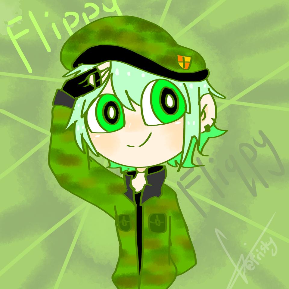 HTF/Flippy(軍人桑!!!)