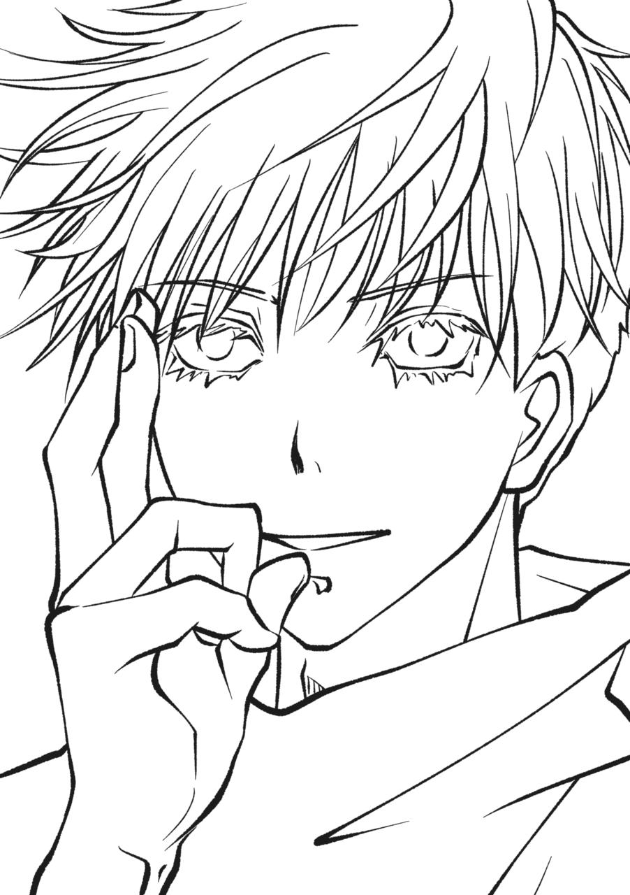 修正(上げ直し線画) Illust of como
