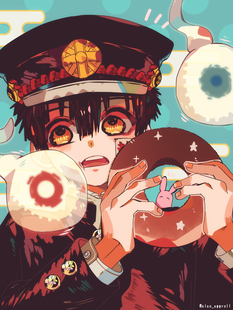 花子くん🍩 Illust of eggroll☆ Toilet-boundHanako-kun 描いてみた illustration