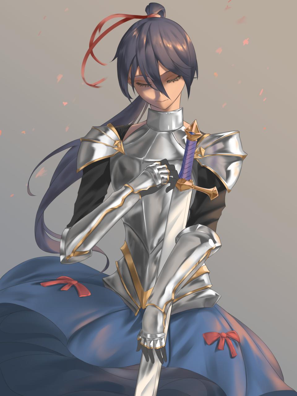 騎士 Illust of トミー fantasy February2021_Fantasy oc illustration