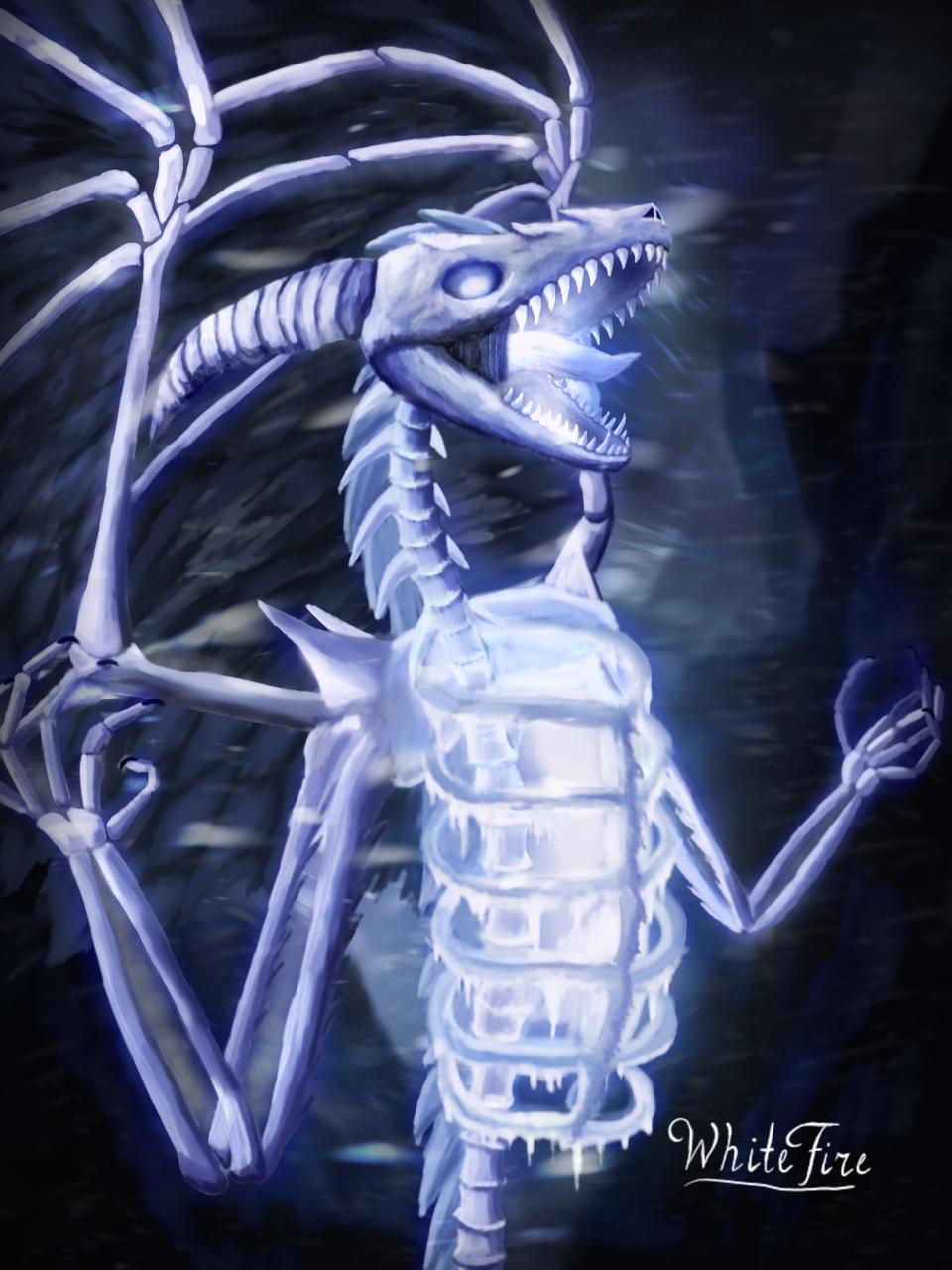 Ice & bones