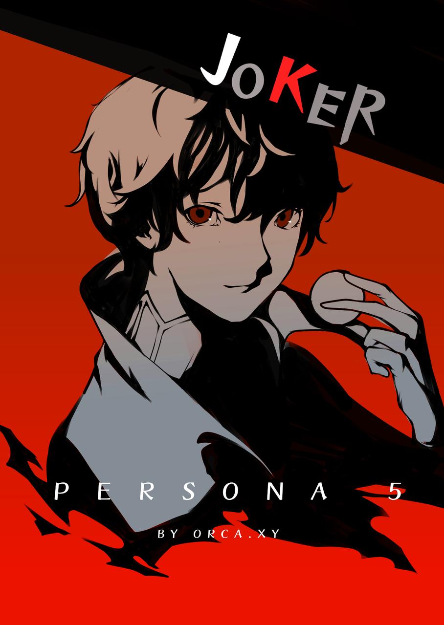 JOKER-persona5×D5