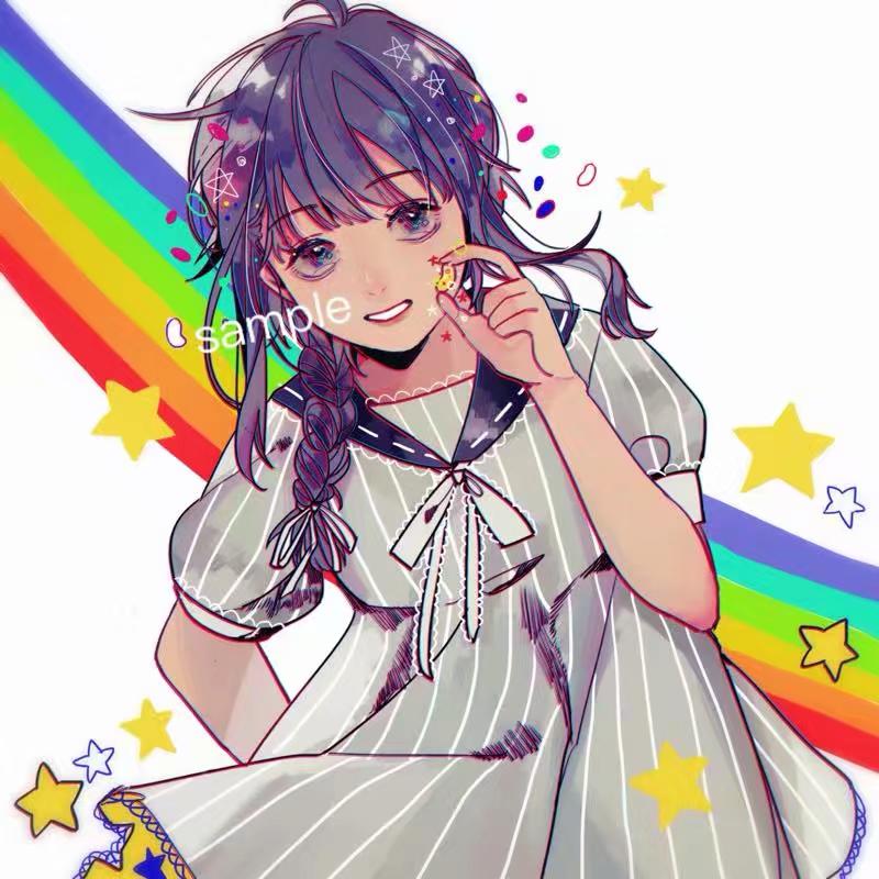 星星和彩虹✨🌈