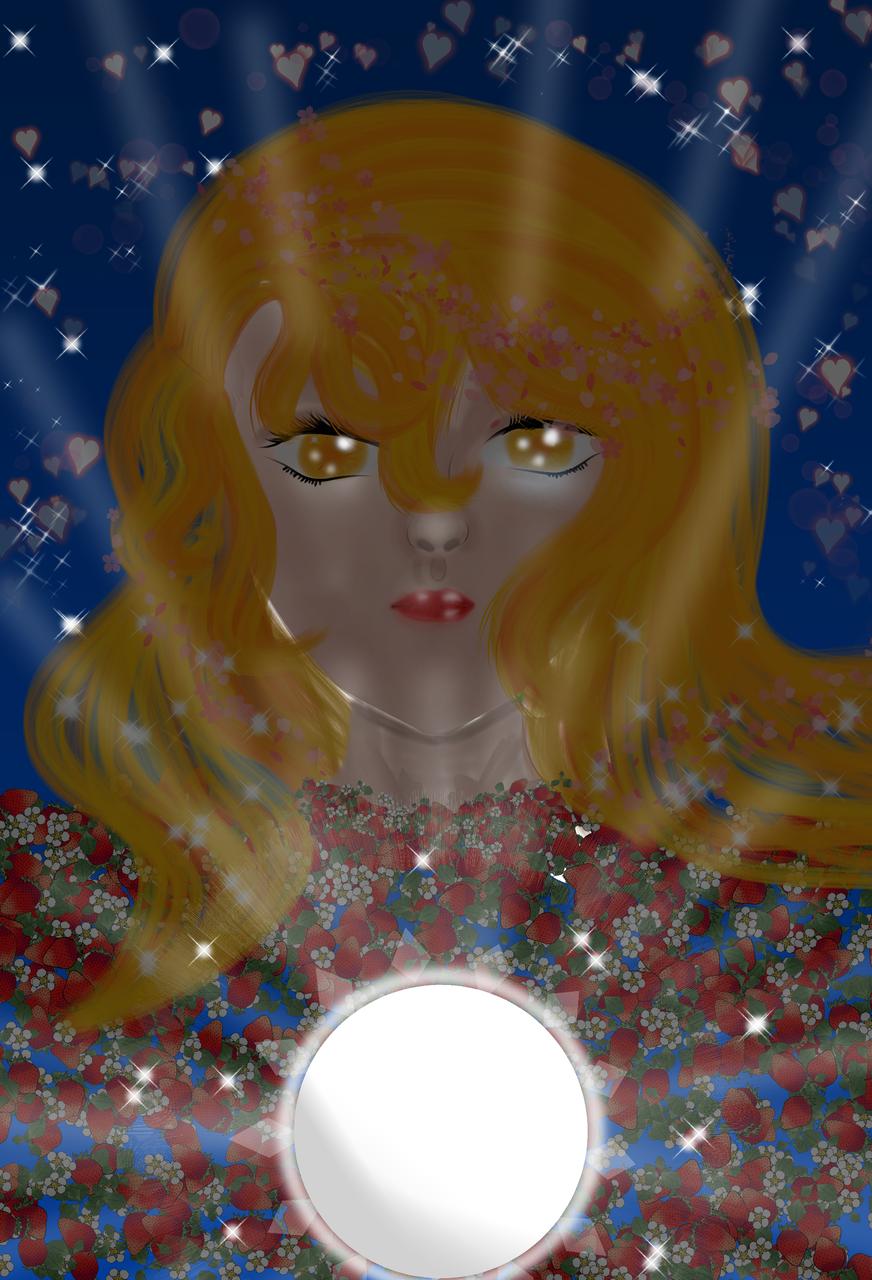 deseo en la noche Illust of Luciana78 medibangpaint