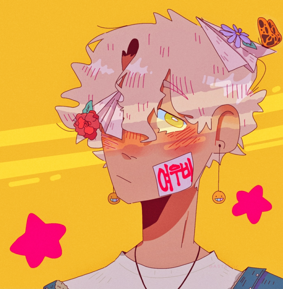 i need names for this boi 🥺💕 plz nd ty úwù Illust of pisspun aesthetic art cute