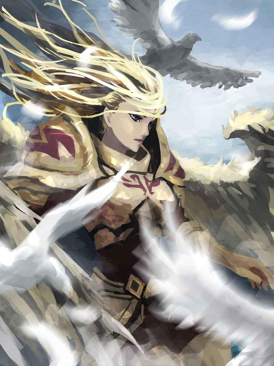 League of Legends Kayle Illust of WindHydra lolkayle LeagueofLegends Kayle