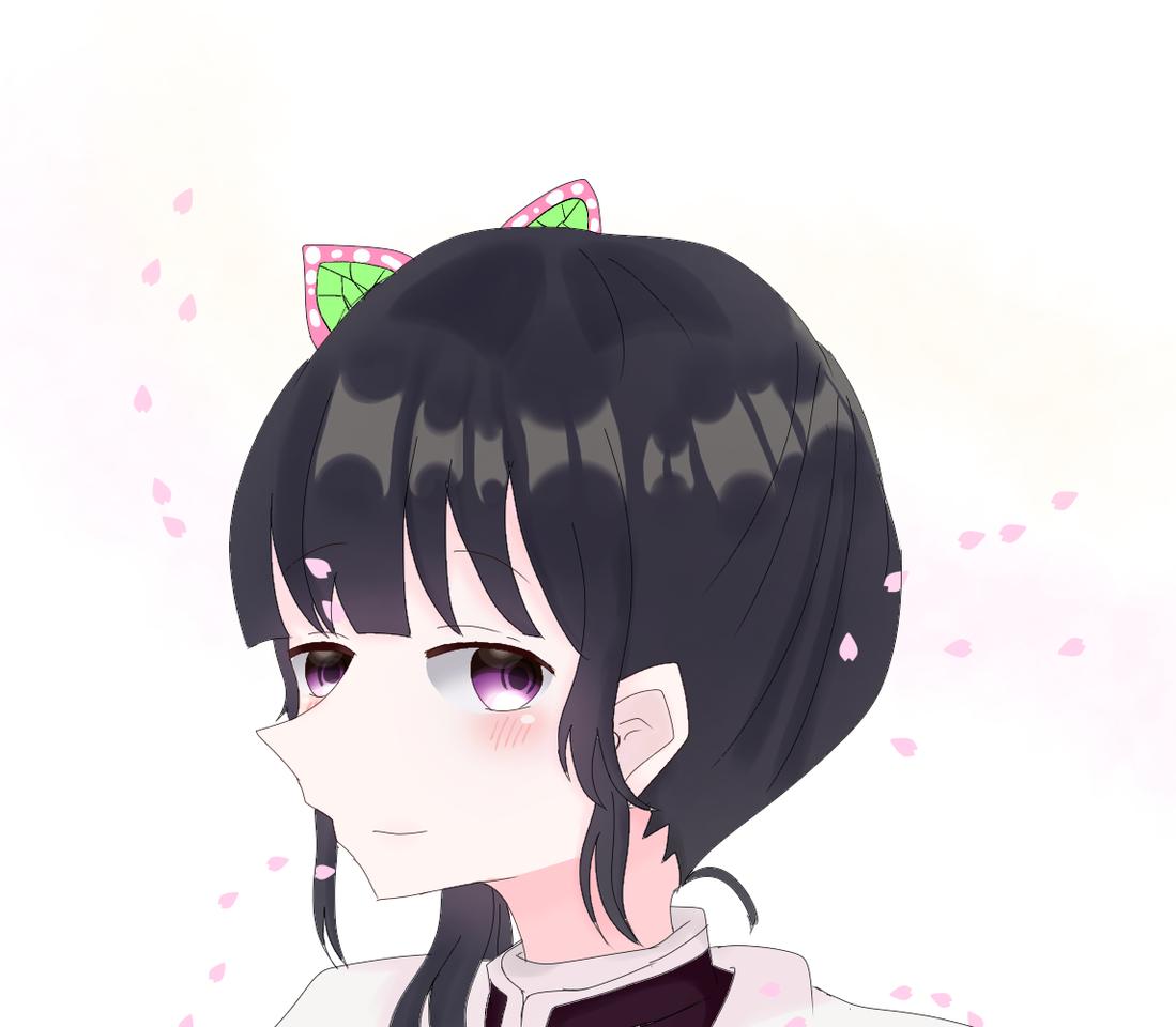 カナヲちゃん Illust of しししらせ KimetsunoYaiba icon TsuyuriKanao birthday