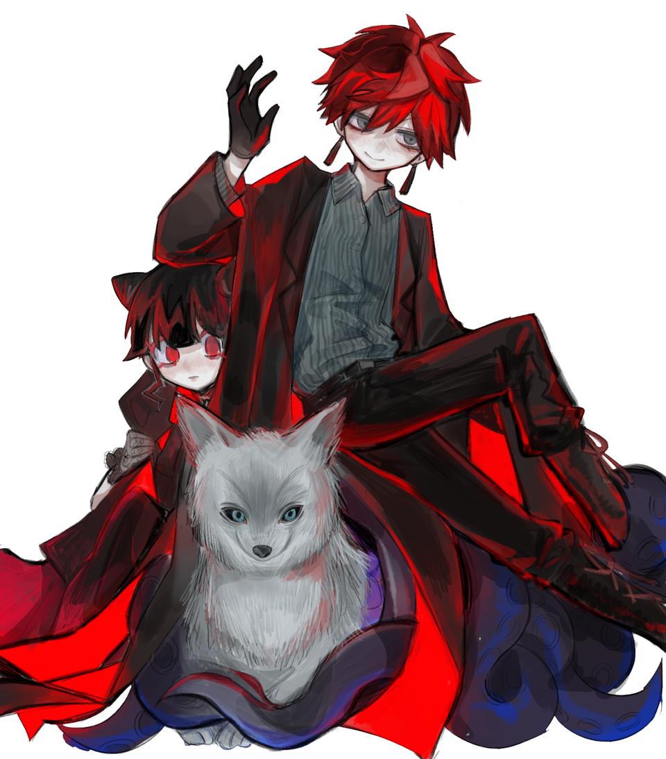 🟥 Illust of ※※※ original 創作男女