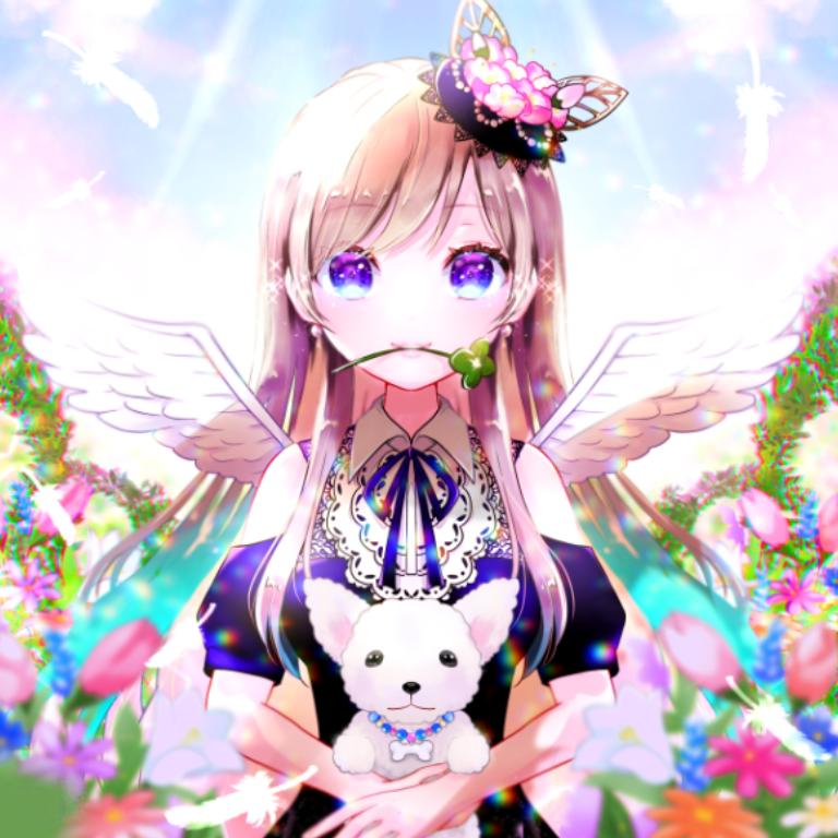 ♡ᴗ♡ Illust of Pastel_Quill April2021_Flower medibangpaint