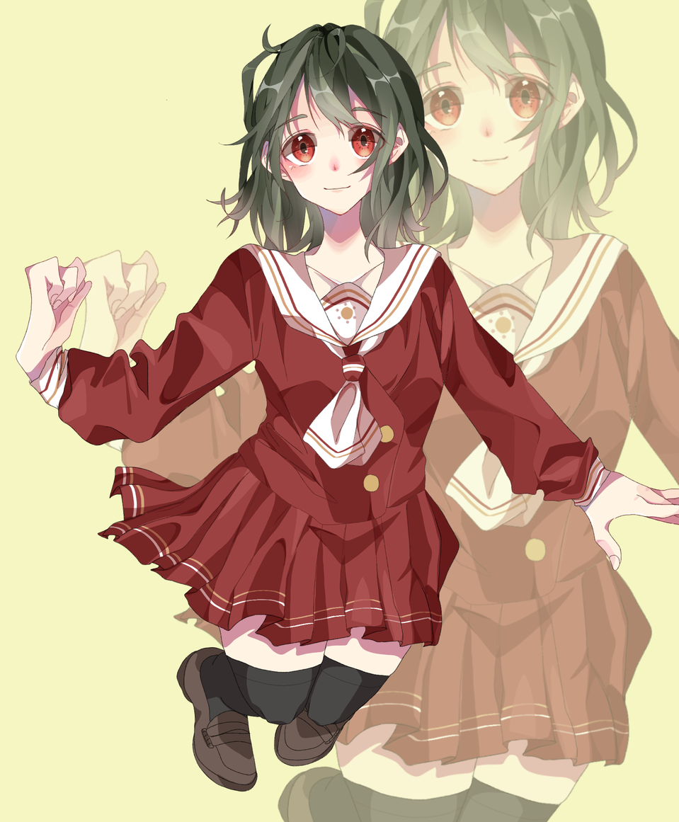 【红配绿】