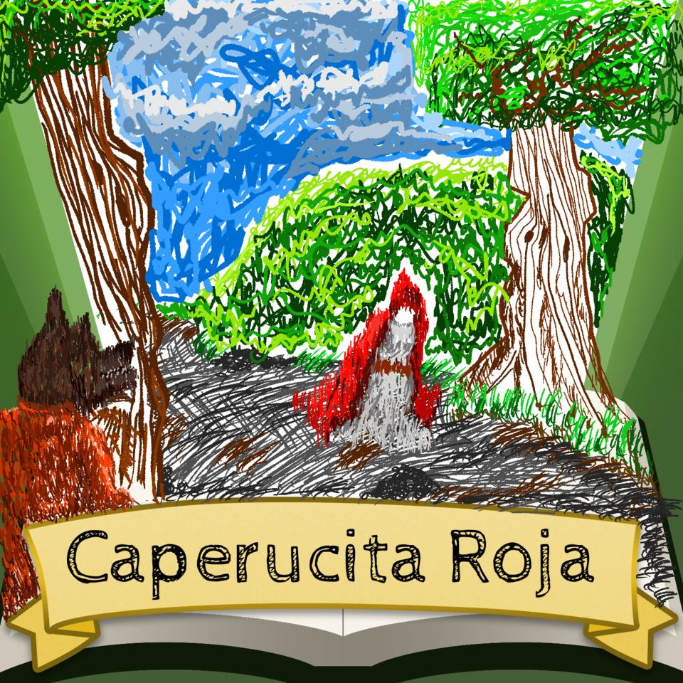 Caperucita Roja Illust of KOI SoBadItsGood makeshift CuentoDeHadas