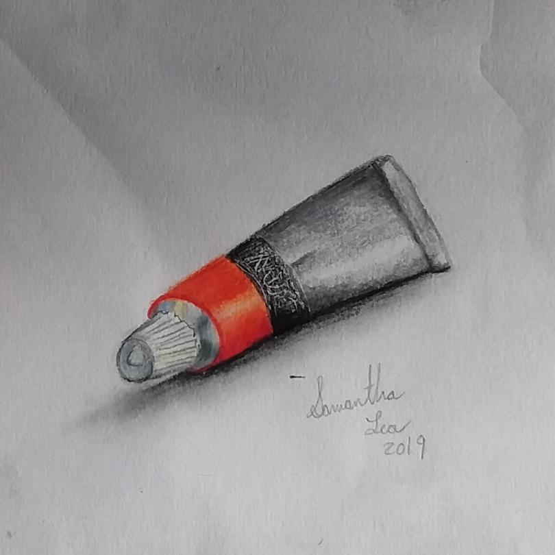 [Repost] my least favorite paint tube.