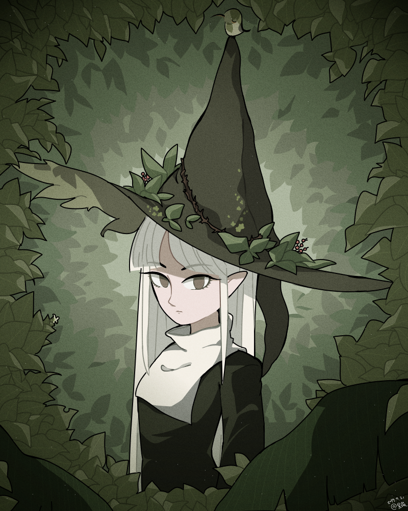 【原创】叶下的魔女