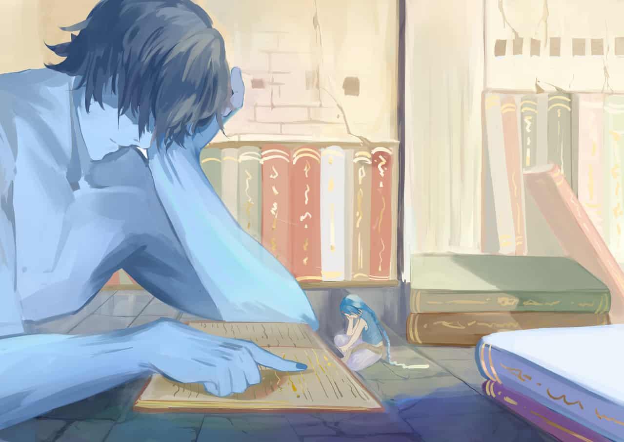 【魔笛magic】阿拉丁&乌戈 Illust of SIYo墨 魔笛 illustration 乌戈 Aladdin